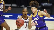 No. 2 Texas A&M women stay on path for a top seed in NCAAs