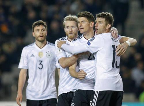L'Allemagne poursuit son sans-faute