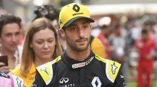 Ricciardo frustrated after F1 qualifying