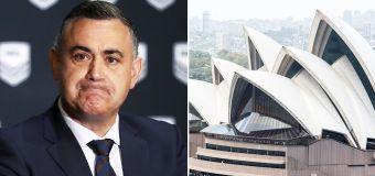 'Joke': Uproar over Sydney Opera House 'disgrace'