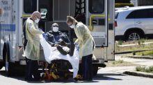 Los casos en EEUU superan a los de China, mientras el virus asedia Nueva York y Nueva Orleans