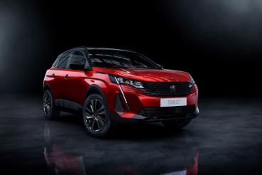 導入新家族設計語彙、多項新科技挹注, Peugeot 3008 小改款亮相