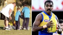 AFL player rocked by tragic death of eight-year-old nephew