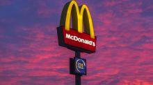 McDonald's trialling triple cheeseburger in UK