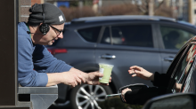 Starbucks moves to drive-thru and delivery in U.S. only amid coronavirus, pledges 30 days of worker pay