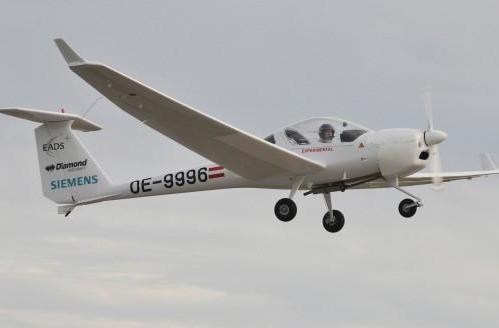 Siemens DA36 E-Star glider takes serial hybrid to new heights