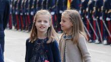 El cumpleaños de la princesa Leonor sin sus padres los Reyes