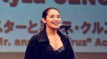 Ryza Cenon wins Yakushi Pearl Award