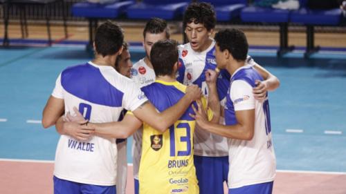 Oitava rodada da Superliga B masculina tem disputa por vantagem nos playoffs