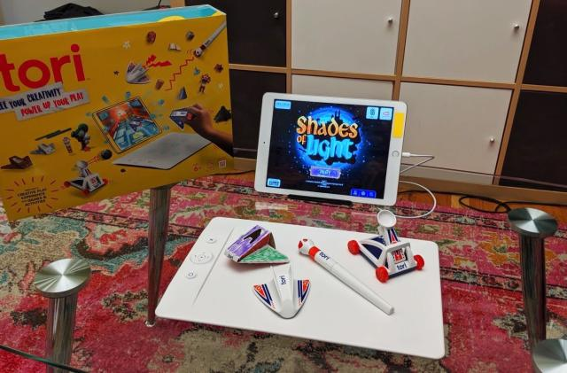 Bandai Namco takes a cue from Nintendo in its new DIY kit for kids