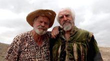 """La maldición continúa: Terry Gilliam pierde los derechos de """"El hombre que mató a Don Quijote"""""""