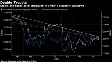 Don't Call It Stagflation, But China Assets Flash Economic Worry