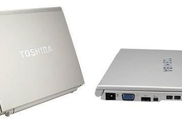 Toshiba intros 12.1-inch Portege R500-S5007V with 128GB SSD