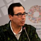 Mnuchin to decide Thursday if attending Saudi conference