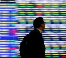 Global Markets: Asian shares hobbled by mounting risks to global growth