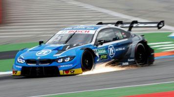BMW-Pilot Eng gewinnt dritten DTM-Lauf in Zolder