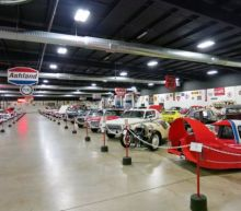 160-strong classic car collection on sale due to museum closure
