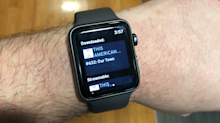 You can finally listen to podcasts on your Apple Watch without having an iPhone around (AAPL)