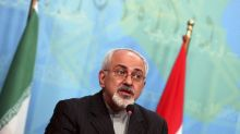 U.S. reliance on sanctions 'out of control' - Iran foreign minister