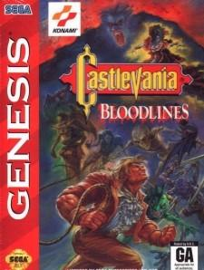 Virtually Overlooked: Castlevania Bloodlines (Genesis)