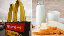 McDonald's adds eggs to 'essentials' drive thru menu