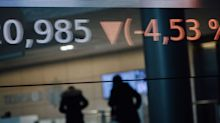 Europe Stocks Fall Anew on Virus Concern After Brief Respite