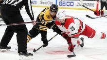Bruins-Hurricanes Playoff Schedule Released
