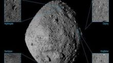 After two years circling asteroid Bennu, NASA's Osiris-Rex mission to touch down, collect samples