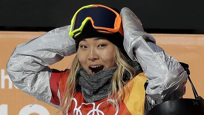 Why Chloe Kim is a 'marketer's dream'