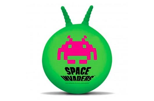 Space Invaders hub site invades your browser space