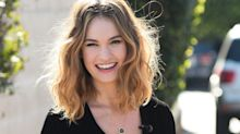 Lily James and Andrew Scott to Star in a TV Adaptation of Nancy Mitford's The Pursuit of Love