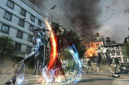 Metal Gear Rising PC owners report problems playing offline