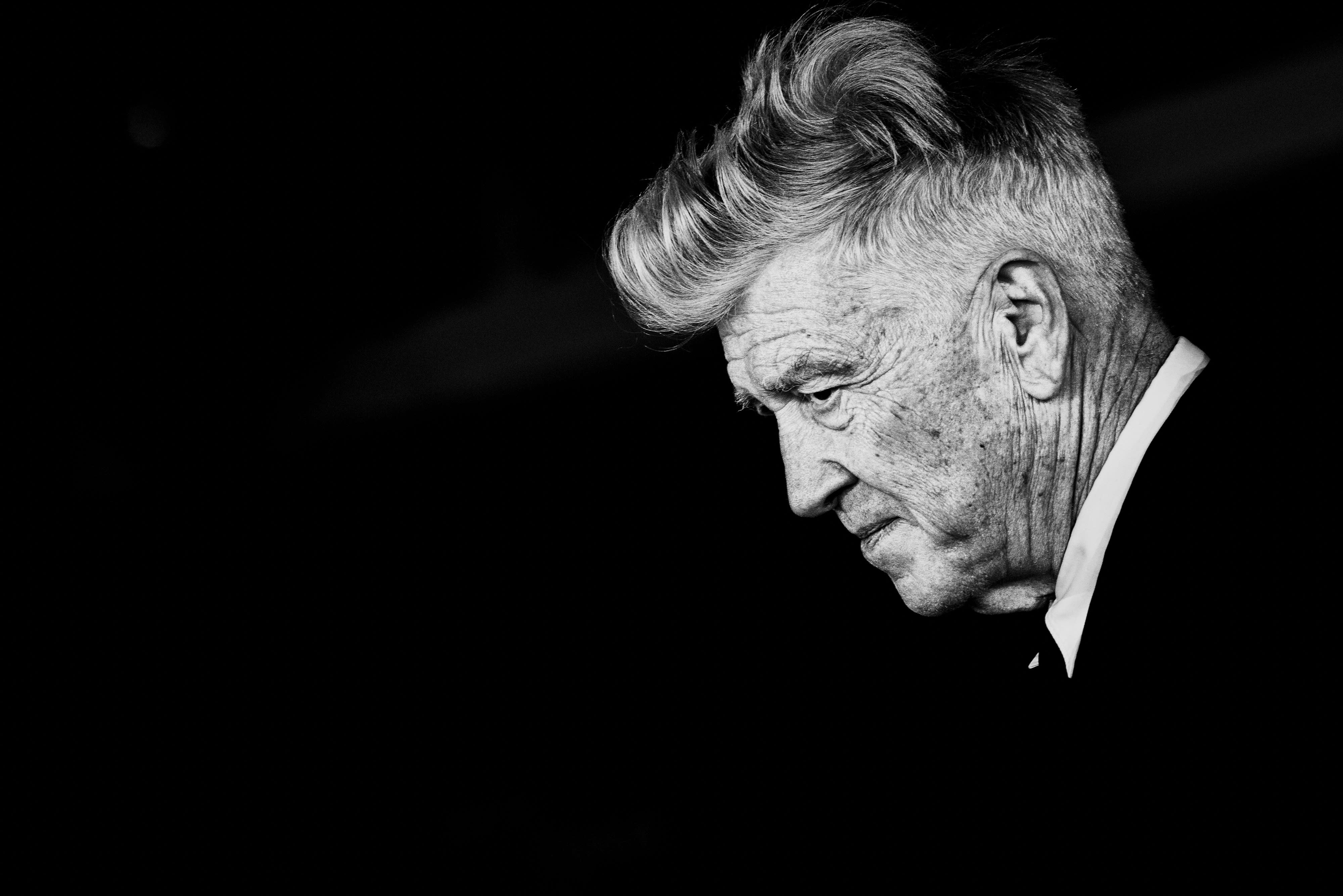 David Lynch talks toxic masculinity and escaping the 'suffocating rubber clown suit of negativity'
