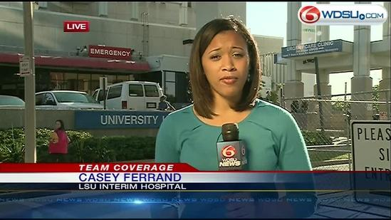 Medical student helps shooting victims