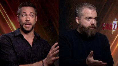 'Shazam!' interview: Zachary Levi and David F Sandberg on the development of the costume