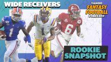 Rookie Snapshot: Wide Receivers