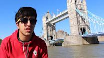 YouTuber Nearly Drowns Jumping off London Tower Bridge