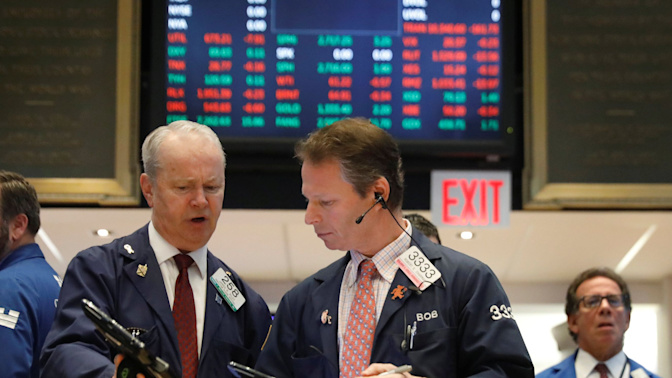 Wall St. trades higher after two sessions of losses
