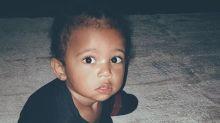 Kim Kardashian Calls Two-Year-Old Son Saint a Genius for Spelling This Tough Word