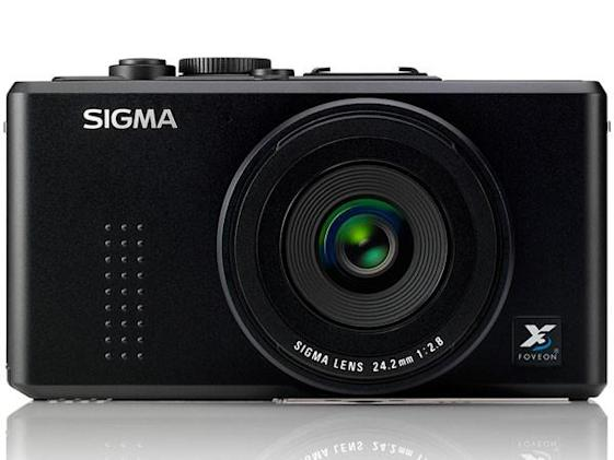 Sigma DP2 gets reviewed but not respected