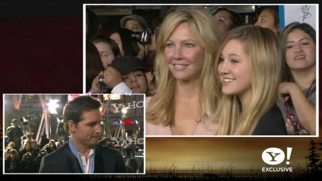 Heather Locklear and Daughter
