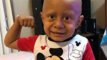 A ritmo de Michael Jackson, este niño le gana la batalla al cáncer