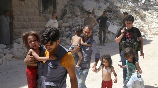 UN Security Council backs call for Aleppo truce