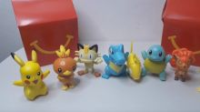 McDonald's is giving out Pokemon toys with Happy Meals from 15 Nov to 12 Dec