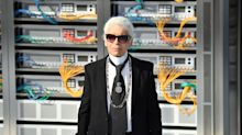 From the PEOPLE Archives: Karl Lagerfeld on His Weight Loss, Signature Style and Staying Relevant in Fashion