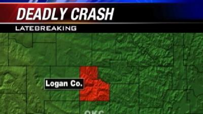 One Killed In Logan County Wreck