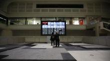 Asia stocks wilt, German coalition impasse hits euro