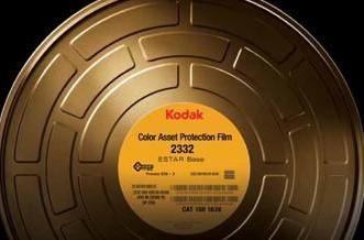 Kodak announces 'asset protection' cinema film, thumbs nose at your digital movie collection