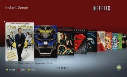 NXE: A brief look at Netflix and the XBVM