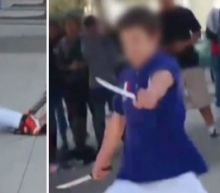 Campus Cop Shoots Knife-Wielding Boy, 14, at Nevada High School